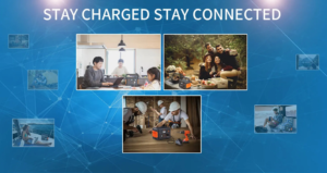 STAY CHARGED STAY CONNECTED キャンペーン