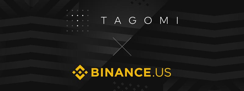 バイナンスUSが機関投資家向け仮想通貨取引サービスのTAGOMIと提携|大口顧客に市場提供