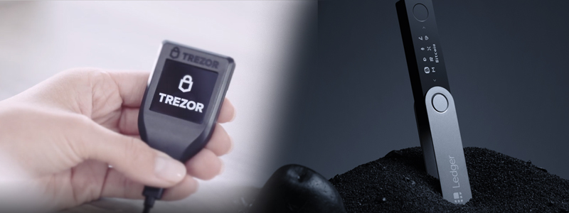 ハードウェアウォレットのLedger社が競合のTrezor製品の脆弱性を公開