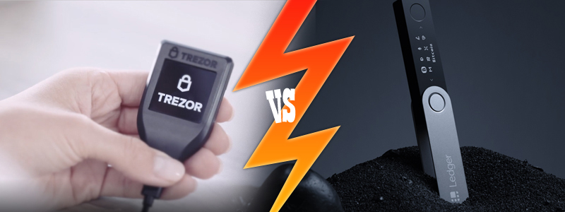 ハードウェアウォレットTrezor社が競合のLedger社へ反論