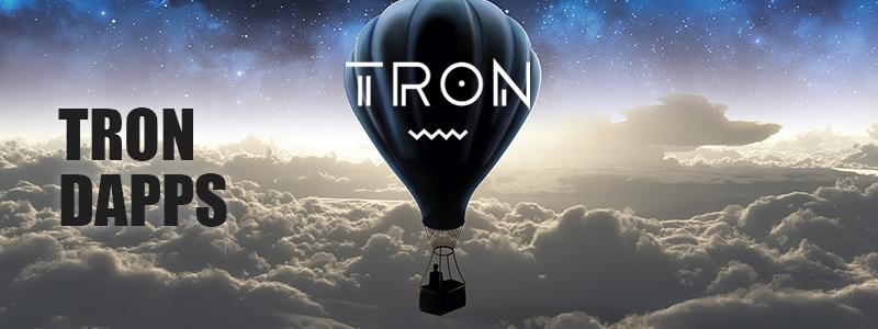 Tron(トロン)のDAppsが好調