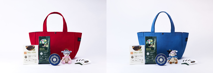 タリーズ福袋2021「3,500円」バッグ