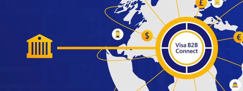 決済大手VISAが国際送金サービス「Visa B2B Connect」を正式発表