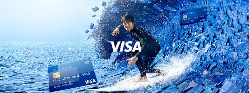 VisaデビットカードがGoogle Payに対応|Visaタッチ決済対応店舗やオンラインで利用可能に