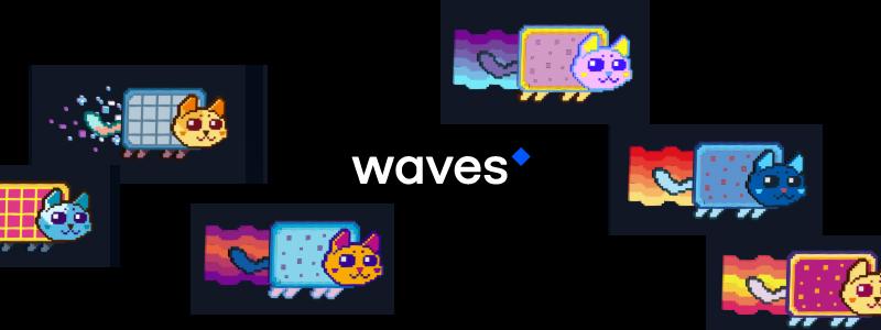 ウェーブス(Waves)プラットフォームがトークン化されたゲームアイテムを売買できる独自市場を発表