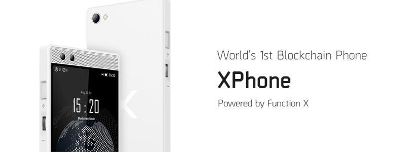 キャリアを介さないスマートフォンXPhoneが仕様公開 ブロックチェーン普及を目指すPundi Xが開発