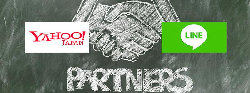 ヤフーとLINE、経営統合へ基本合意を発表、12月めどに最終契約、午後5時から会見へ