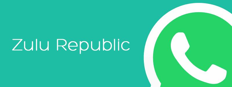 Zulu Republicが、Whatsappでビットコイン送受信ができるLite.IMボットを発表